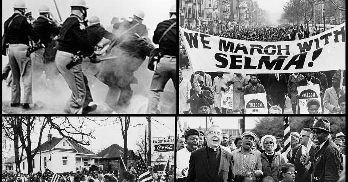 'Bloody Sunday': When police violence against John Lewis shook America's conscience
