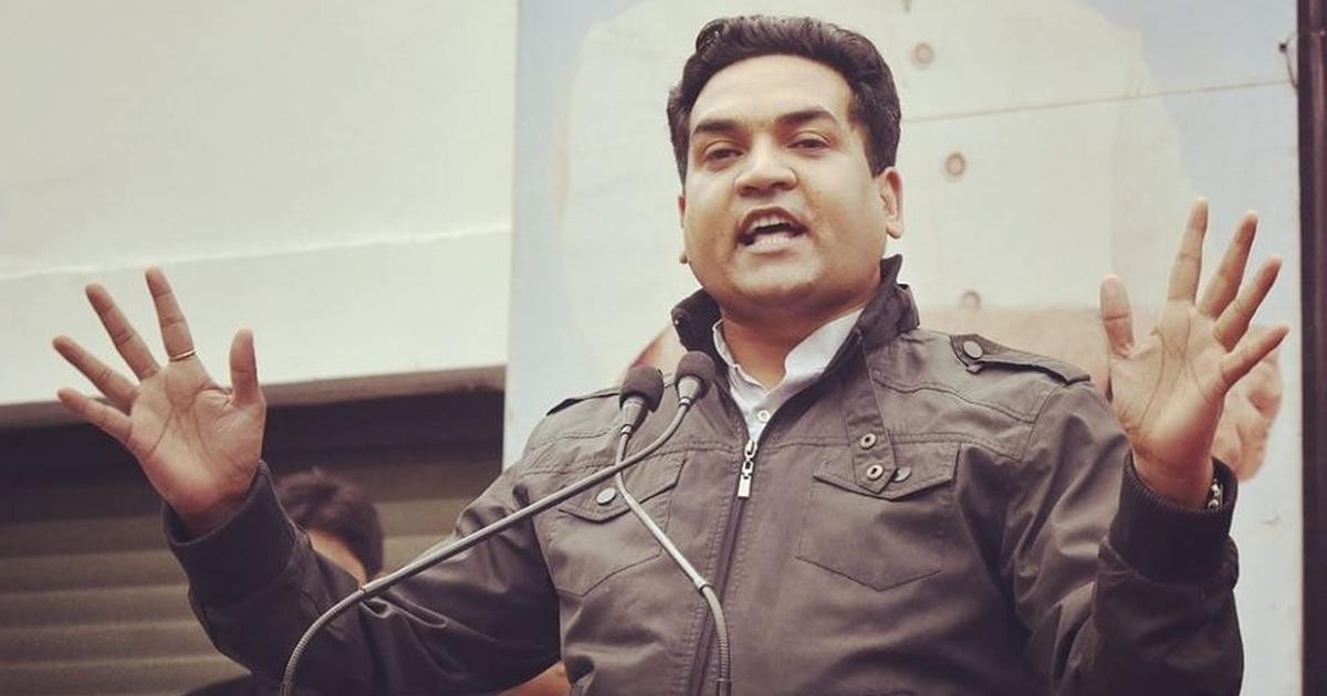 Defamation case against BJP's Kapil Mishra closed after he apologises to Satyendar Jain