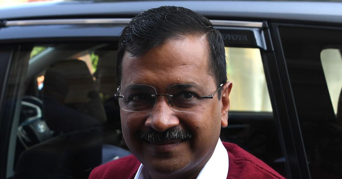 AAP alleges Arvind Kejriwal's movement still under restriction, Delhi Police deny claim
