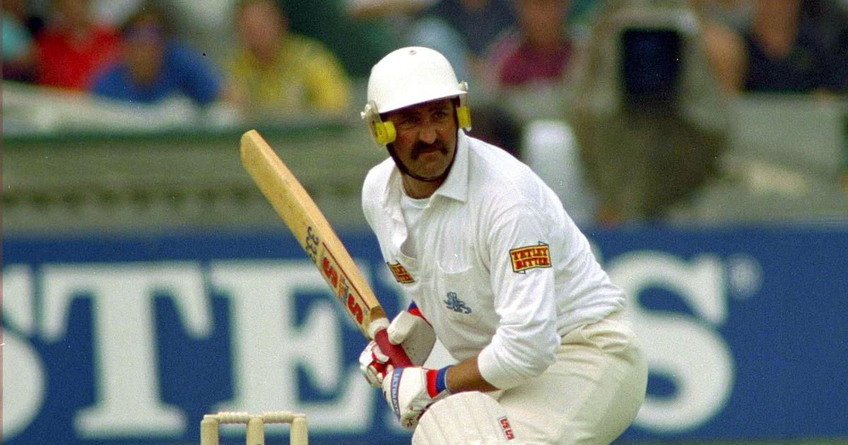 Watch: When Graham Gooch put India to the sword with an epic innings of 333 runs at Lord's