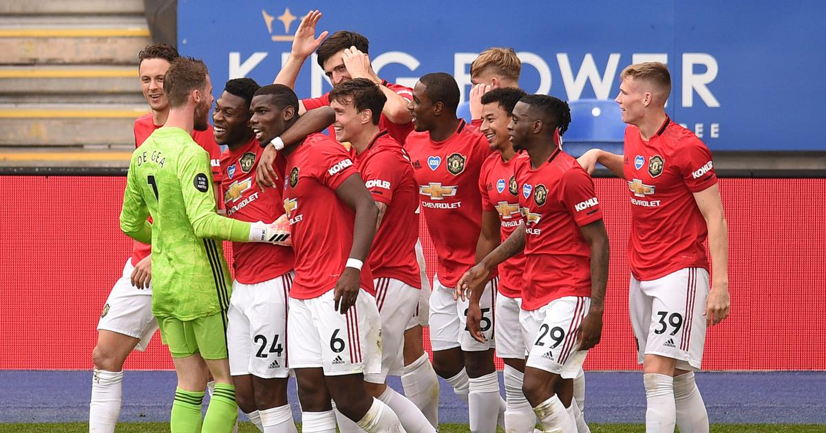 With Return To Champions League Manchester United Get The Platform And Revenue To Rebuild