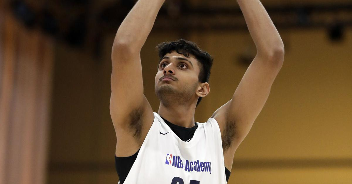 Basketball: India's Princepal Singh signed on to play in NBA's official minor league