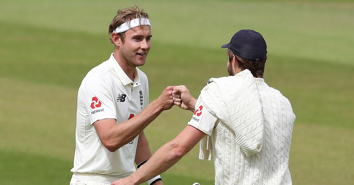 Data check: Breaking down Stuart Broad's journey to 500 Test wickets