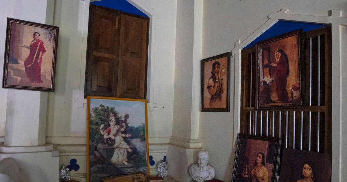 A family affair: Few know about the artistic prowess of Raja Ravi Varma's siblings