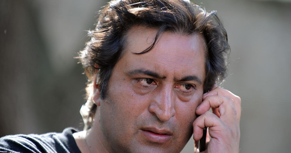 J&K: People's Conference chief Sajjad Lone released from detention after nearly a year