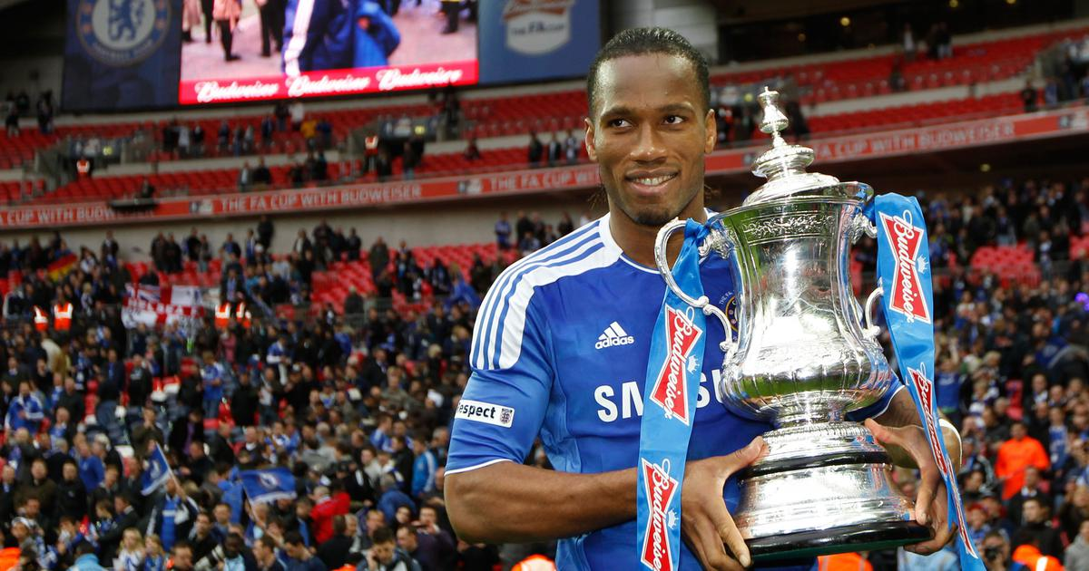 Pause, rewind, play: King of finals – Didier Drogba was Chelsea's go-to man for the big stage