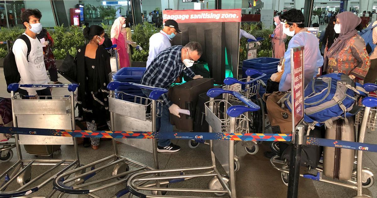 Coronavirus: Here are new guidelines for international passengers arriving in India