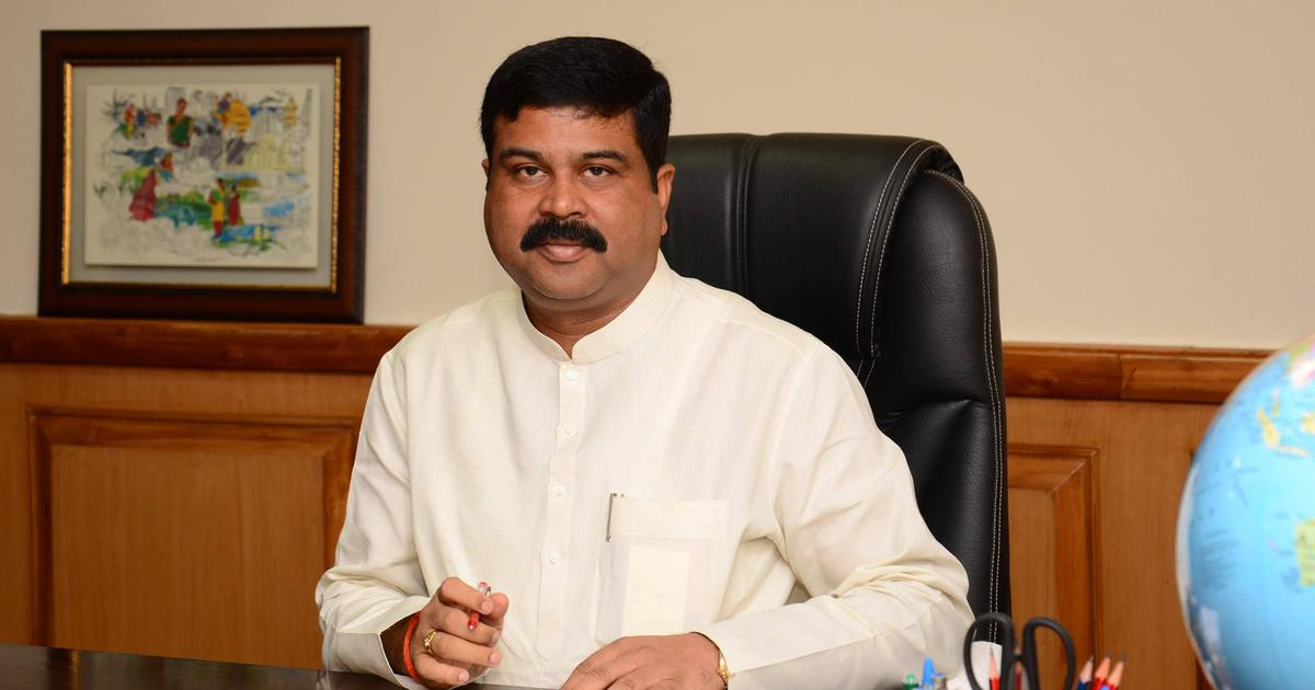 Covid-19: Union minister Dharmendra Pradhan tests positive, admitted to hospital