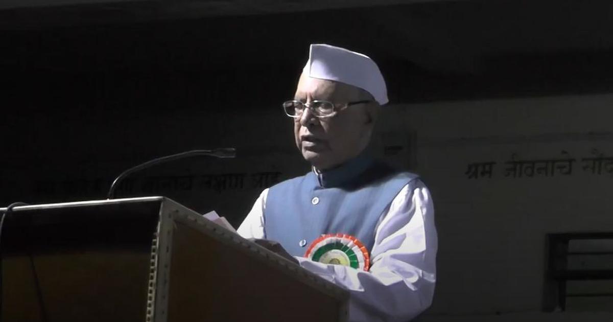 Former Maharashtra CM Shivajirao Patil Nilangekar dies at 89