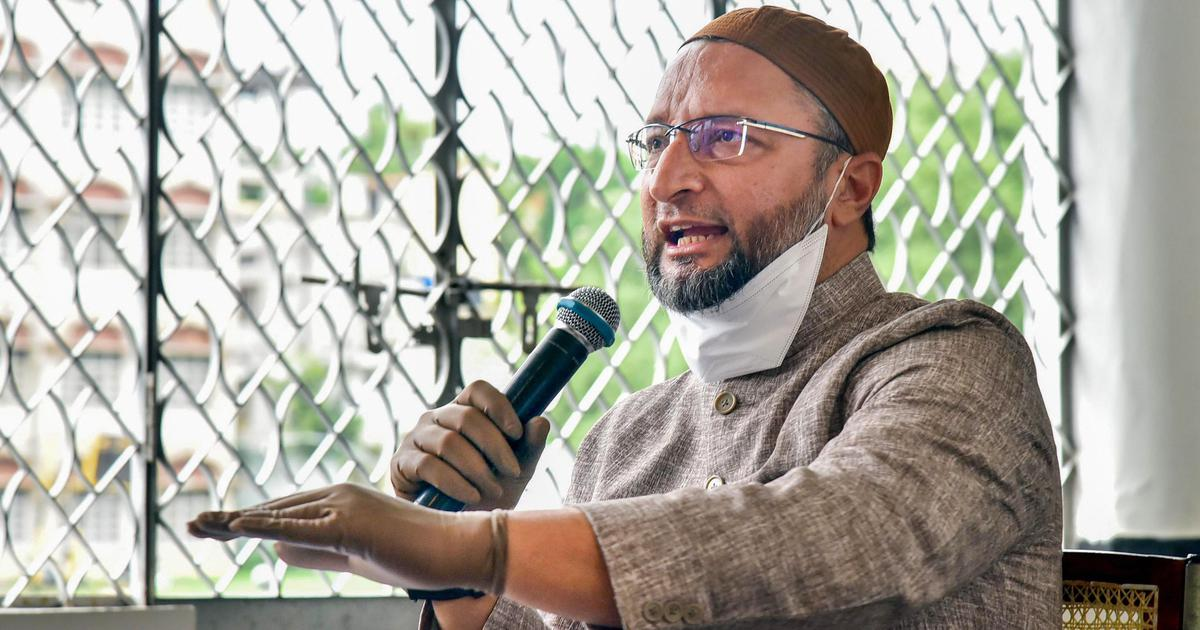 Congress also responsible for Babri demolition, 'secular parties' exposed, says Asaduddin Owaisi
