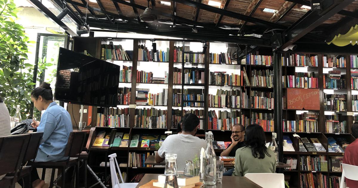 Bengaluru's Champaca Bookstore has worked out a model for surviving the pandemic and its aftermath