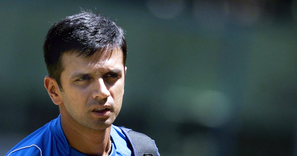 Rahul Dravid on dealing with failures, giving up captaincy in 2007, importance of being a role model