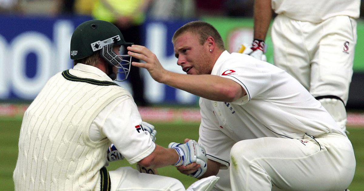 Pause, rewind, play: Tears, sportsmanship and a thrilling end to the 2005 Ashes Test at Edgbaston