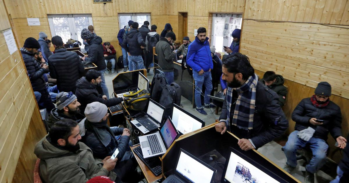 Jammu and Kashmir: Government refuses to extend 4G internet services outside Ganderbal and Udhampur