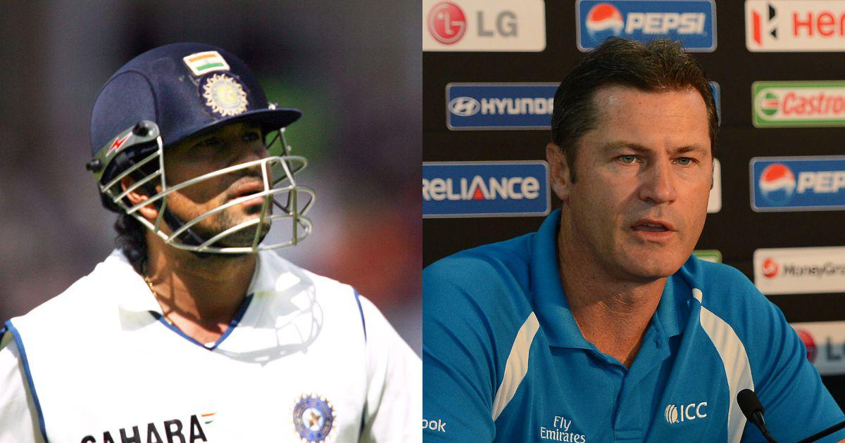 Bonding over a wrong decision: How Sachin Tendulkar earned umpire Simon Taufel's respect
