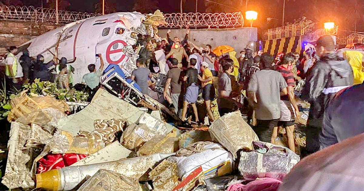 At least 18 dead as Air India flight crashes after skidding off Kozhikode runway, inquiry ordered
