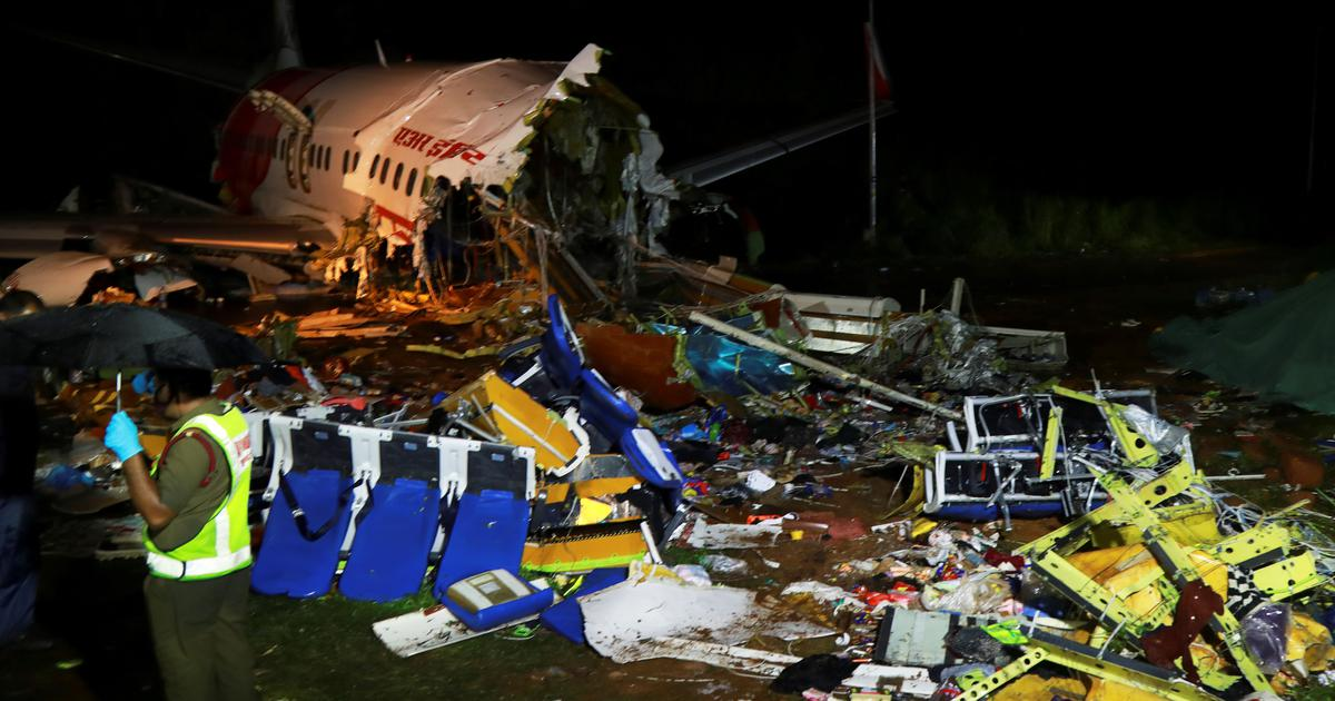 Kerala plane crash: DGCA's investigation team, Union minister arrive in Kozhikode