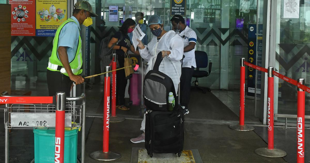 Top 10 coronavirus updates: Flights from hotspot states to Kolkata to resume from September