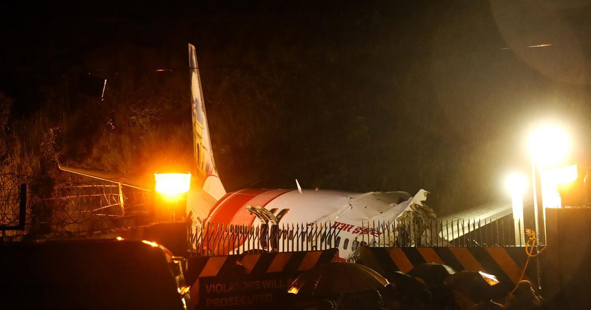 Kerala flight crash: Passenger who died tests positive for coronavirus
