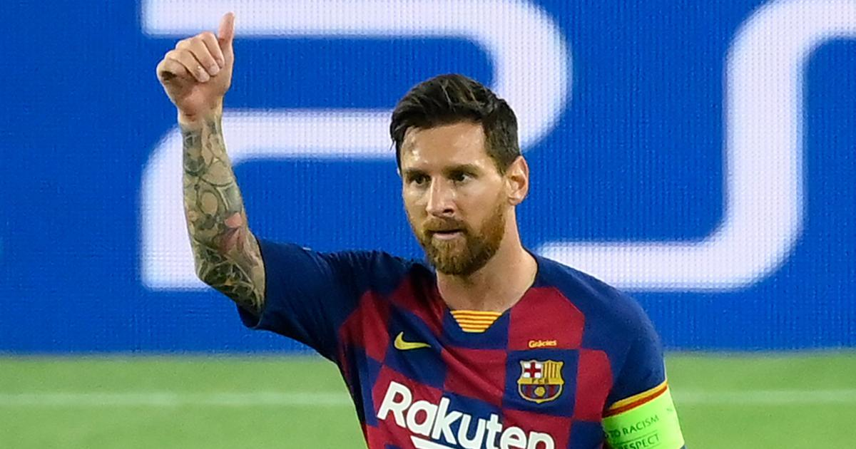 Champions League Qf Barcelona Vs Bayern Munich Lionel Messi Faces Most Daunting Test Yet