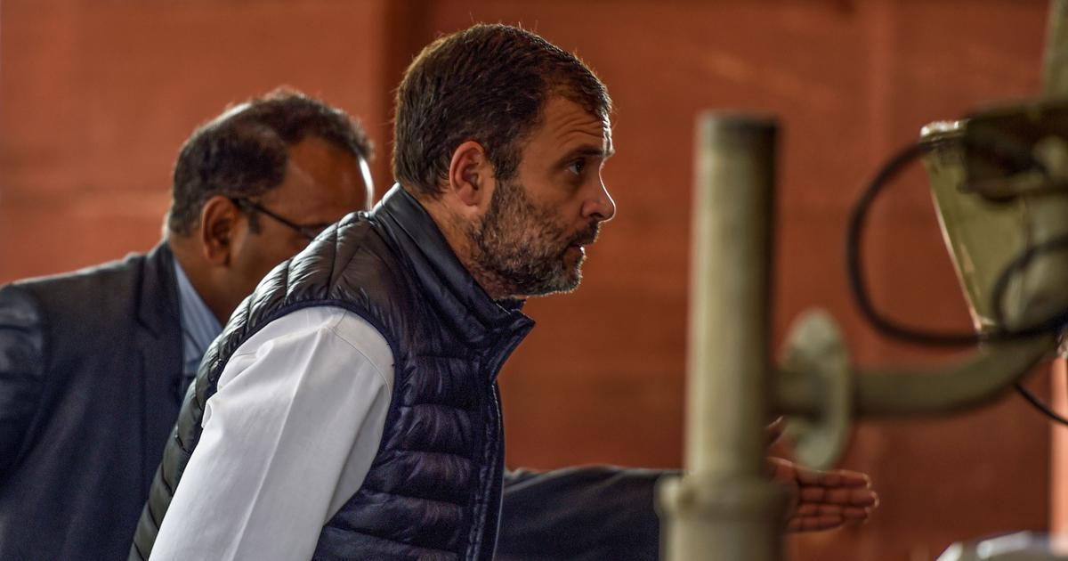 Kerala flood relief kits given by Rahul Gandhi found abandoned, district party chief orders inquiry
