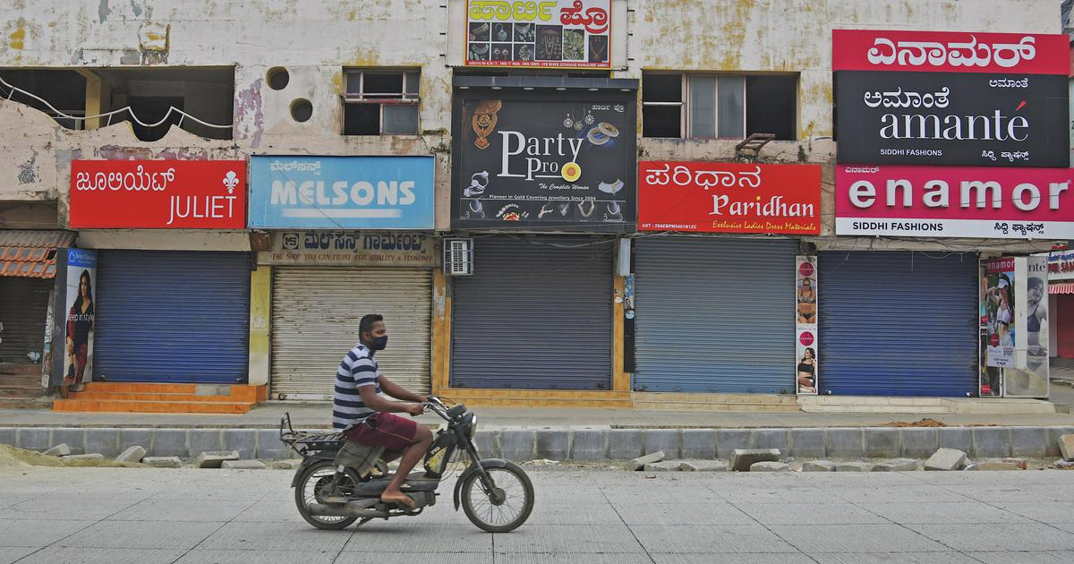 Interview: Kaushik Krishnan on 'V-shaped recoveries' and how the lockdown affected Indian households