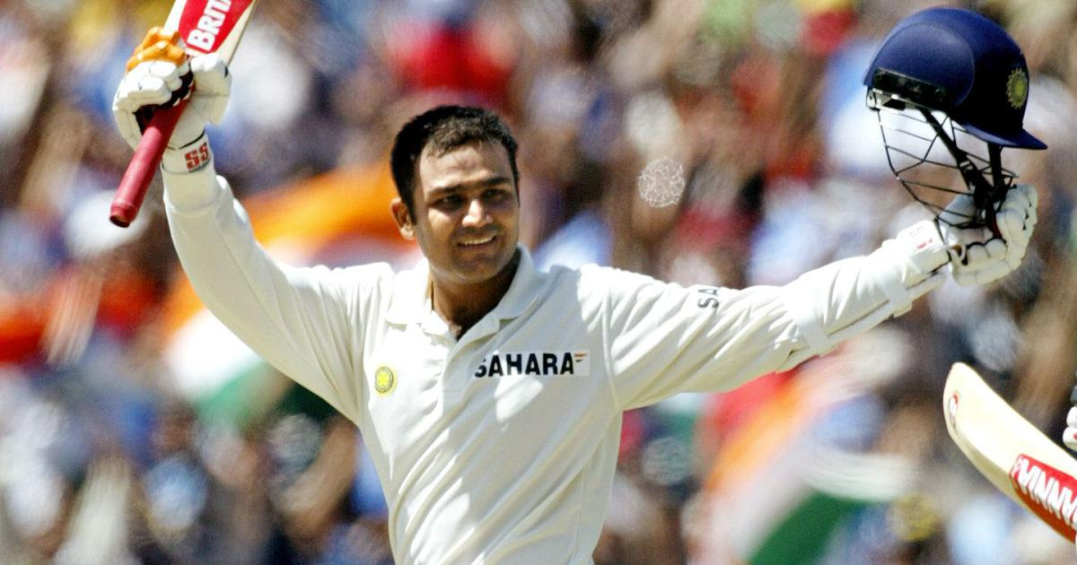 Pause, rewind, play: The epic 195 at MCG showed why Virender Sehwag was a special Test opener