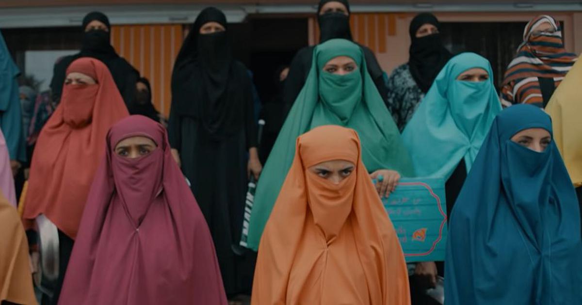 'Churails' review: Veils, deception and secrets in Zee5 web series set in Karachi
