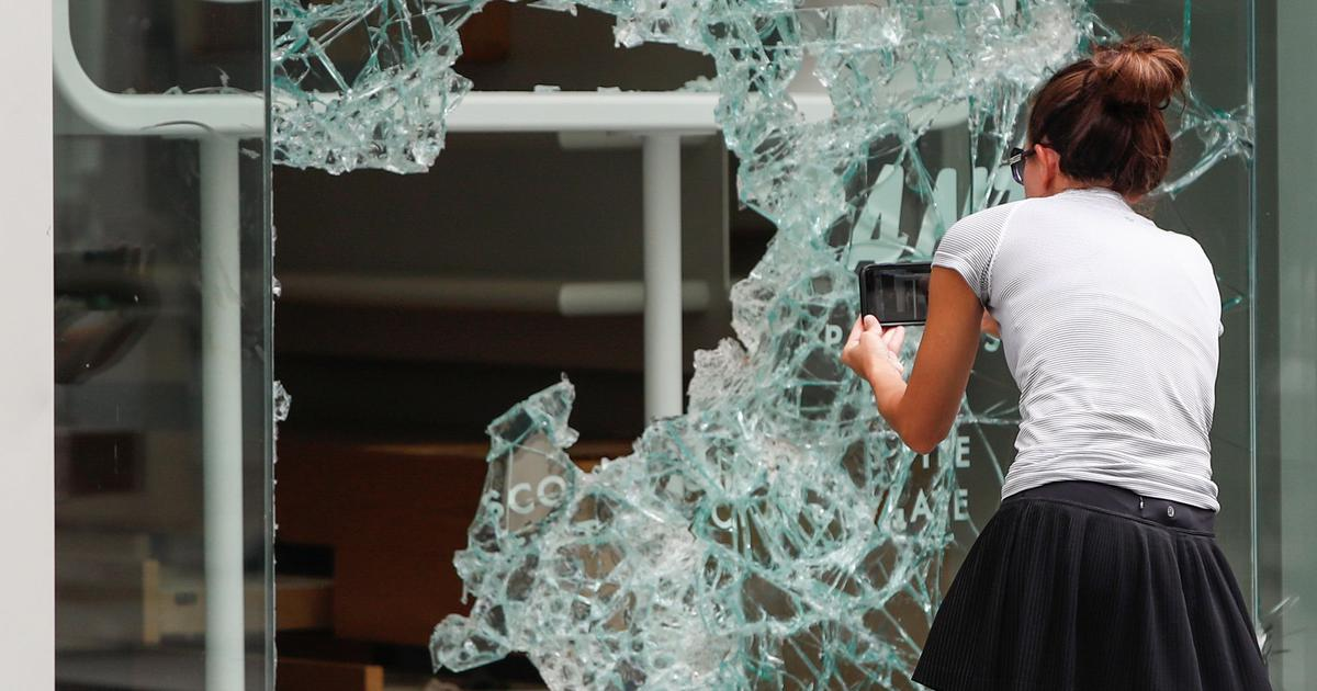 Chicago: Authorities impose restrictions after overnight looting and violence