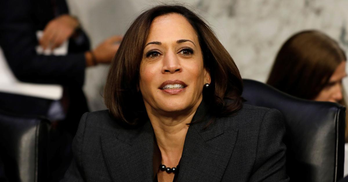 Kamala Harris is Joe Biden's vice presidential pick – the first woman of colour on a major ticket