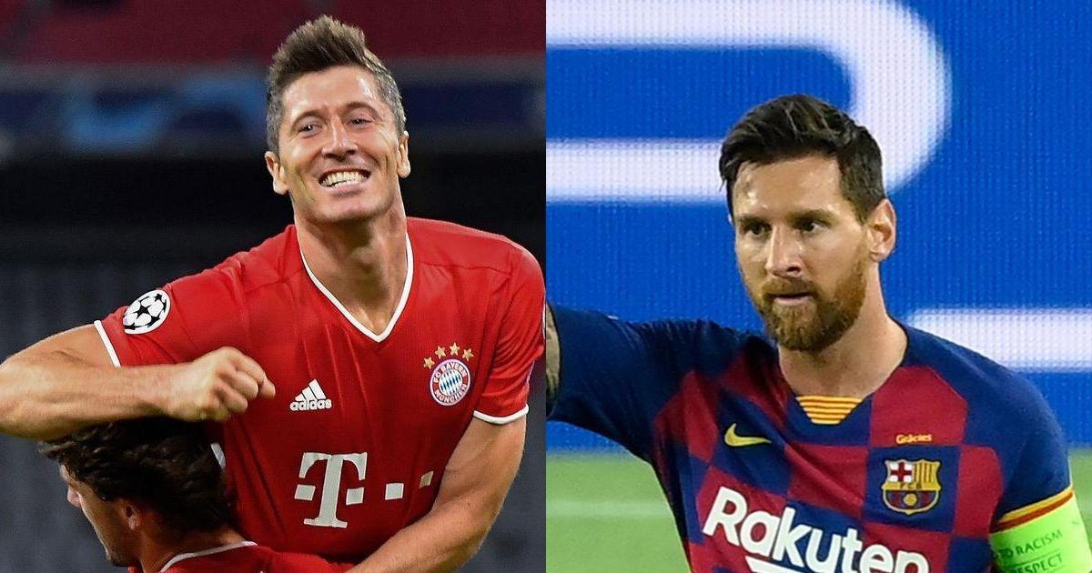Champions League Quarterfinals All Eyes On Barca Bayern Duel Psg Man City Seek Elusive Title Shot