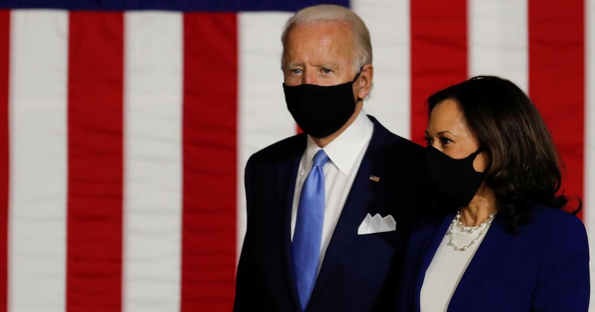 Coronavirus: US determined to help India fight pandemic, say Joe Biden and Kamala Harris
