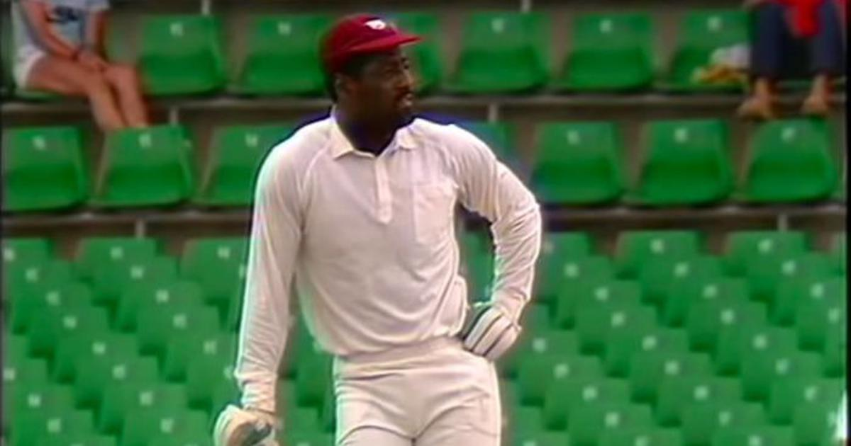 Pause, rewind, play: How Viv Richards conjured up one of the greatest years in Test cricket