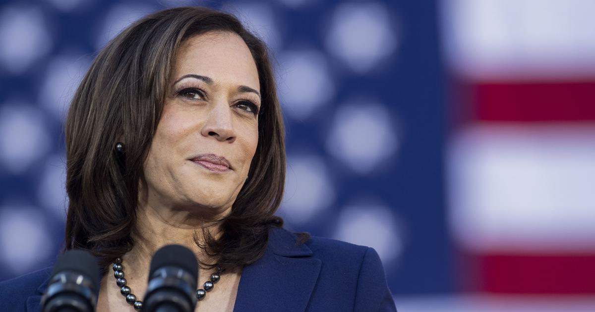 What role will Kamala Harris play as the US vice president?