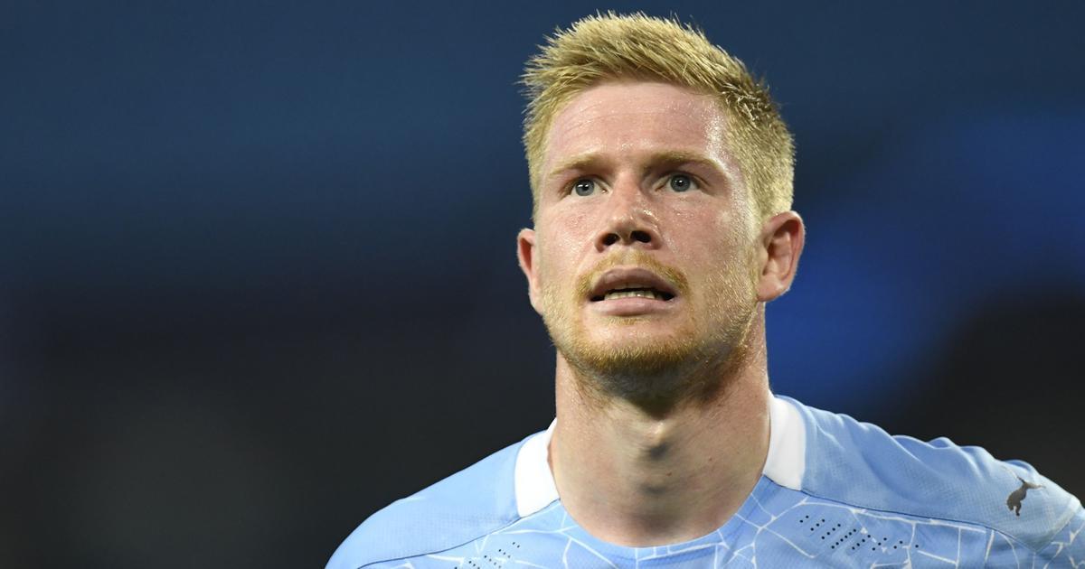 Premier League Man City Lose De Bruyne For Four Six Weeks