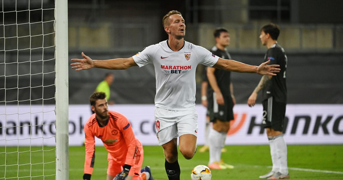 Europa League: Sevilla knock out wasteful Manchester United in semi-finals with comeback win