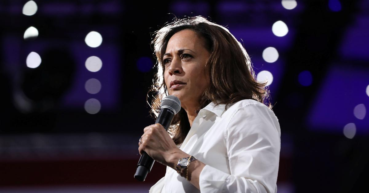 Kamala Harris Memoir The Truths We Hold Gives Insight On Her Indian American Identity