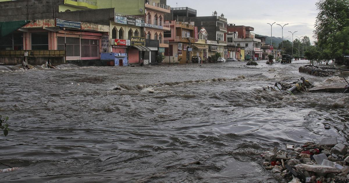 IMD flags moderate risk of flash floods in central India in next 24 hours