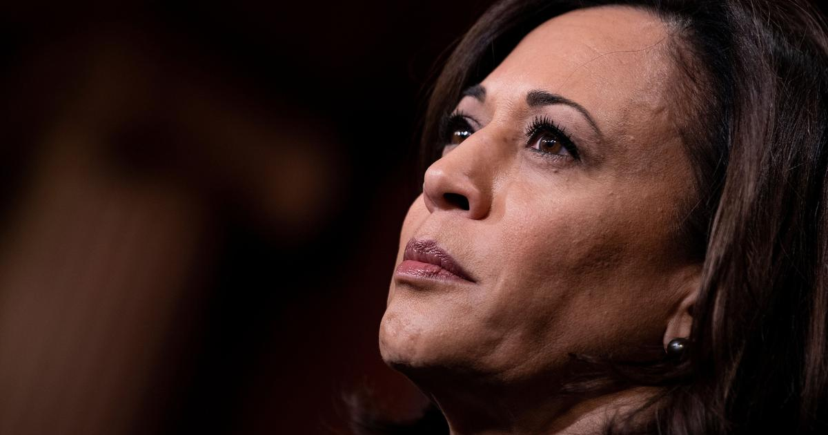 Why the progressive wing of the Democratic Party is not happy with Kamala Harris