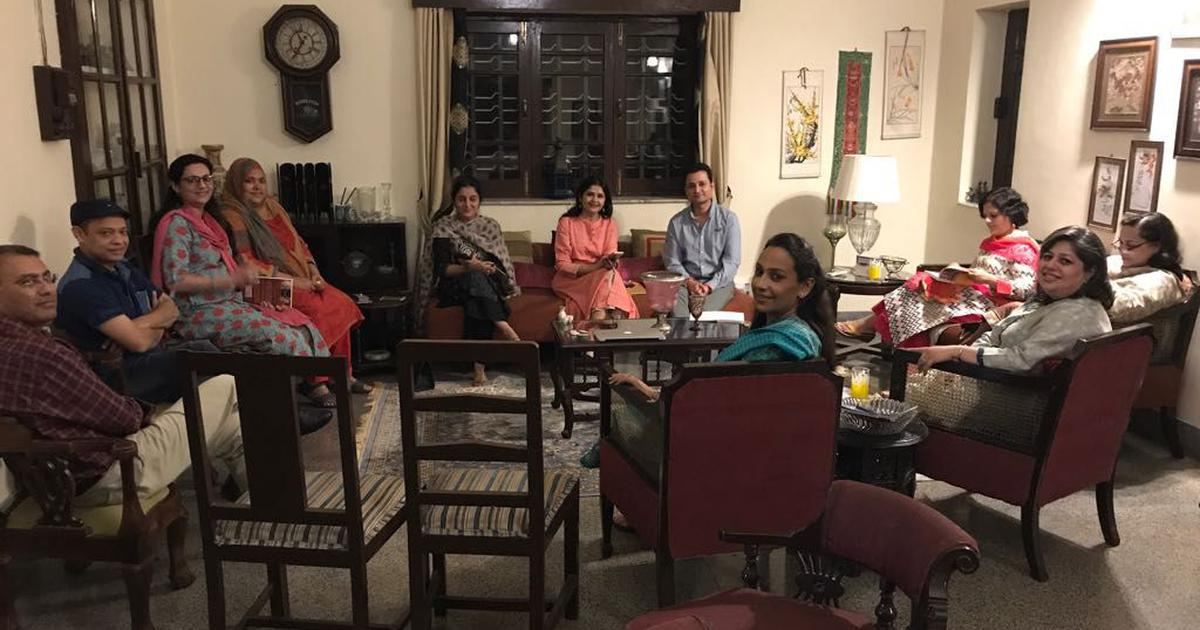 The journey of the Rampur Book Club shows how reading communities responded to the pandemic