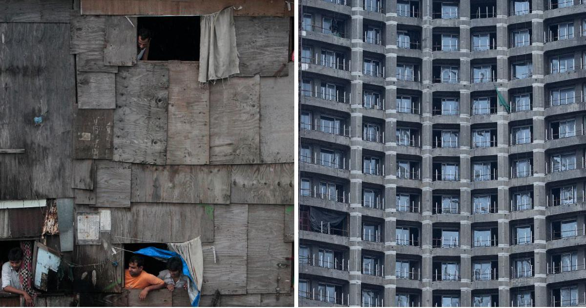 A city divided: Covid-19 reveals Mumbai's faultlines