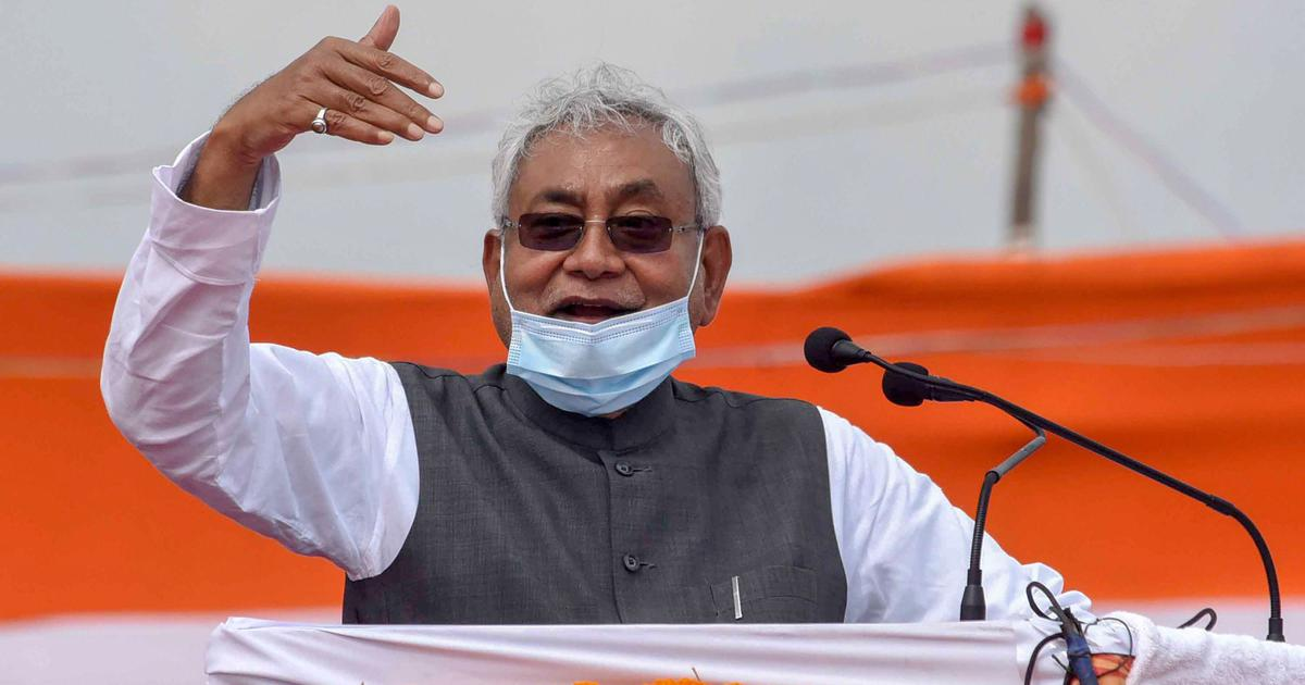Bihar elections: JD(U) to contest from 122 seats, BJP from 121, says Nitish Kumar