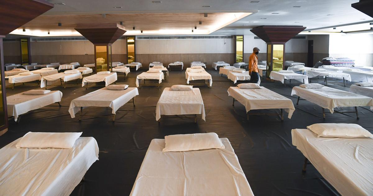 Coronavirus: Banquet halls in Delhi to no longer function as temporary healthcare facilities