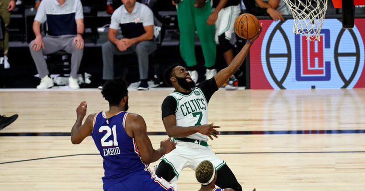 NBA Playoffs: Raptors pummel Nets, Boston hold off 76ers to take commanding 3-0 leads