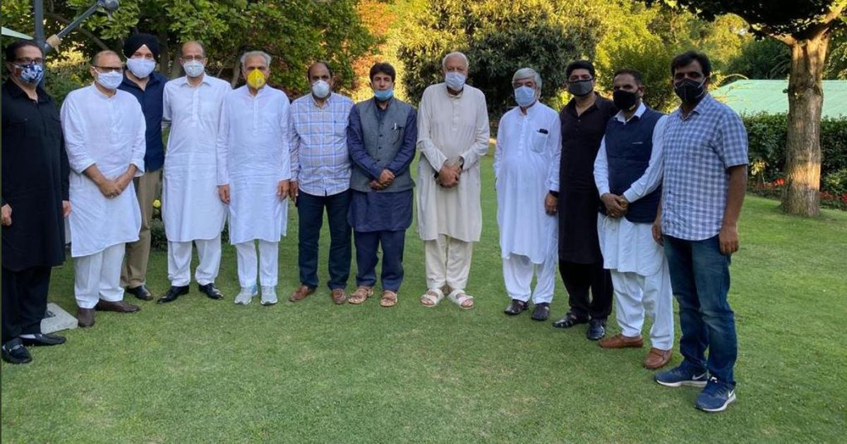 J&K: Six political parties vow to fight against Article 370 move, say 'nothing about us without us'
