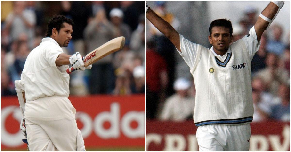 Watch: Dravid's gritty 148, Tendulkar's 30th Test ton as India record famous win at Leeds in 2002