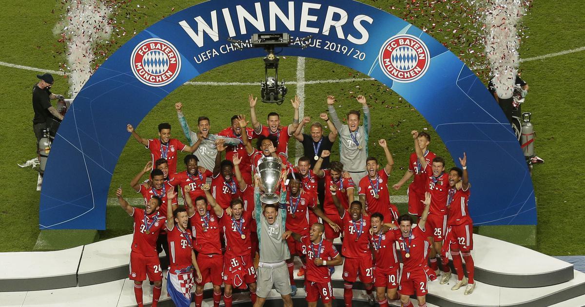 How Bayern Munich Became Worthy Winners In An Unprecedented Champions League Season