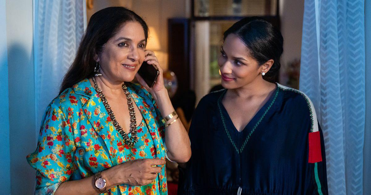 Interview: Why mother-daughter pair Neena Gupta and Masaba Gupta are sharing the screen together