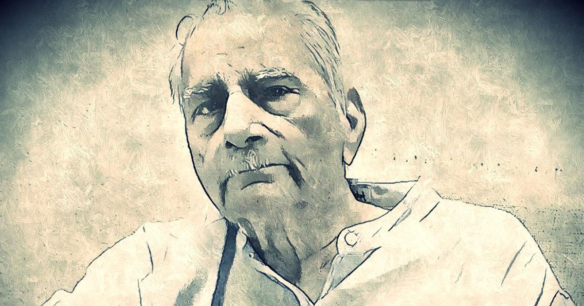 'A country is great when it worships principles and not men': Lawyer Shanti Bhushan in court in 1975