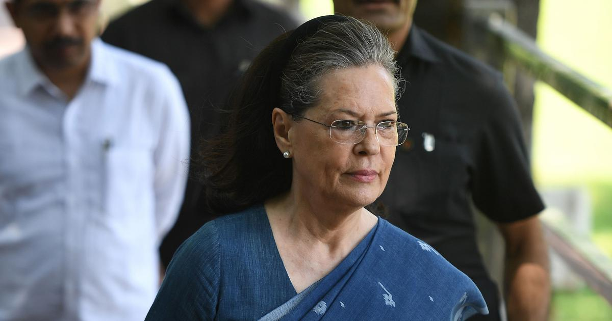 Sonia Gandhi makes new Congress appointments  in Parliament, snubs dissenters: Reports